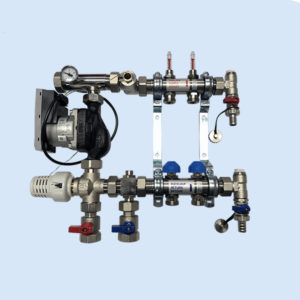 Watts Pumped Manifold Kit