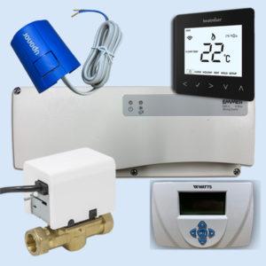 Underfloor Heating Electrical Controls