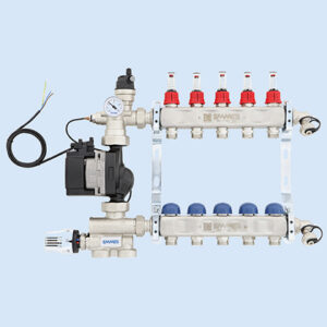 Emmeti Manifold and Pump Kit