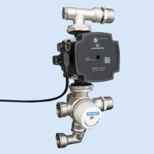 Water Temperature Control
