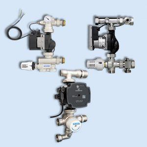 UFH Pump Control Packs