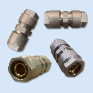 Plastic x Copper Compression Fittings
